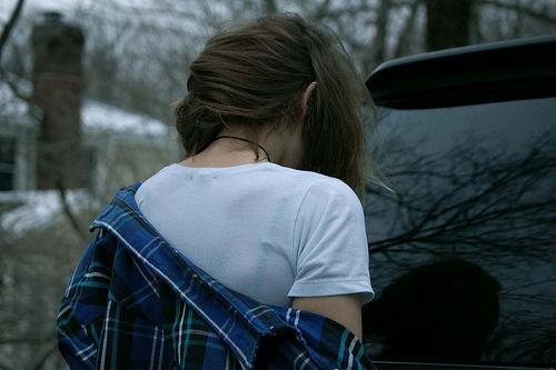 格子衫 专为喜欢格子的女生而准备的