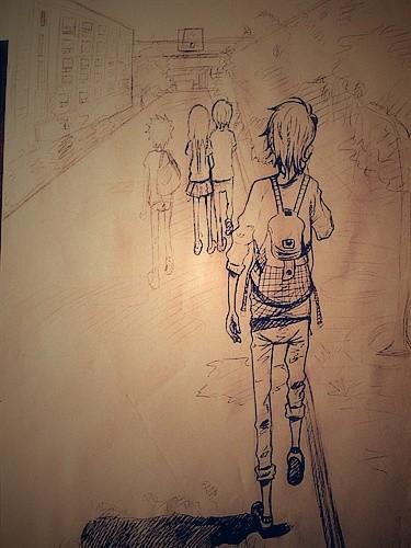 可爱的手绘图素材 你喜欢吗