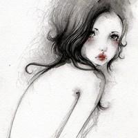 心浅浅的却是那么痛 伤感唯美头像