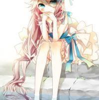 我不温柔 对不起,烂漫女生卡通头像 www.maixiou.com