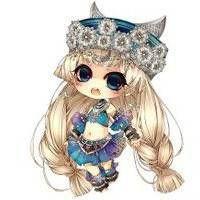 请借我几许时光,可爱女生卡通头像 www.maixiou.com