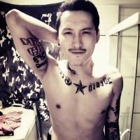 纹身头像霸气范,我有太多的说话想和你说 www.maixiou.com