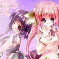 卡通闺蜜头像图片一左一右,再见我的青春 拥抱你 www.maixiou.com