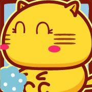 卡通猫头像,只能说我们不是一个世界的人 www.maixiou.com